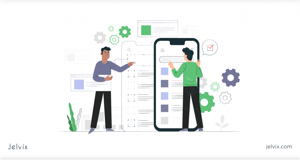 mobile first development