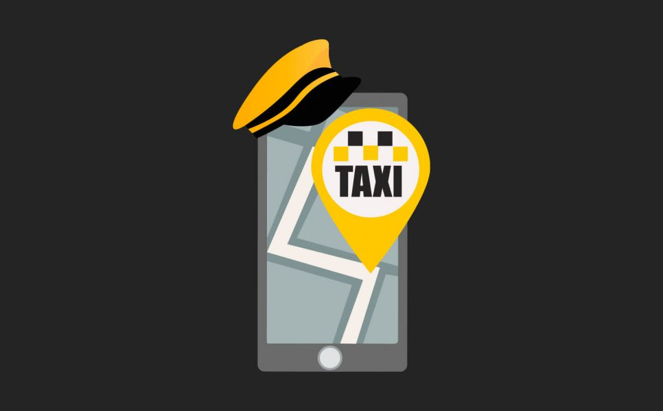 how to make a taxi app