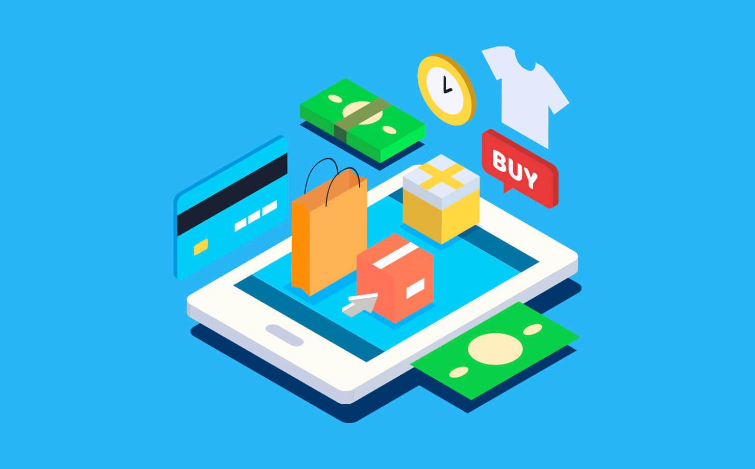 Retail software types