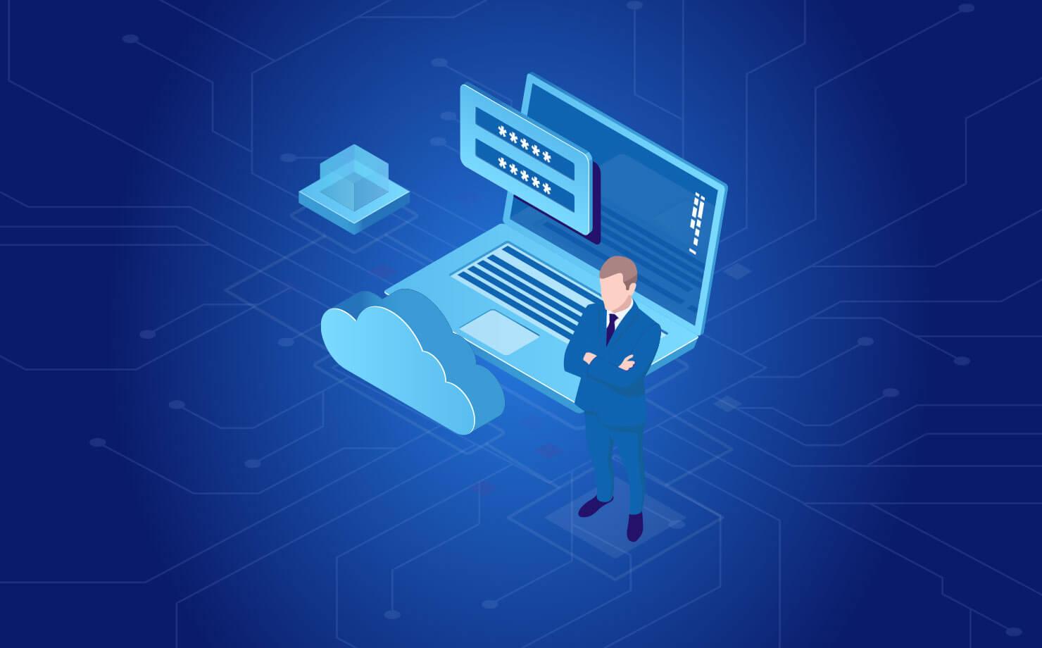 B2B software security