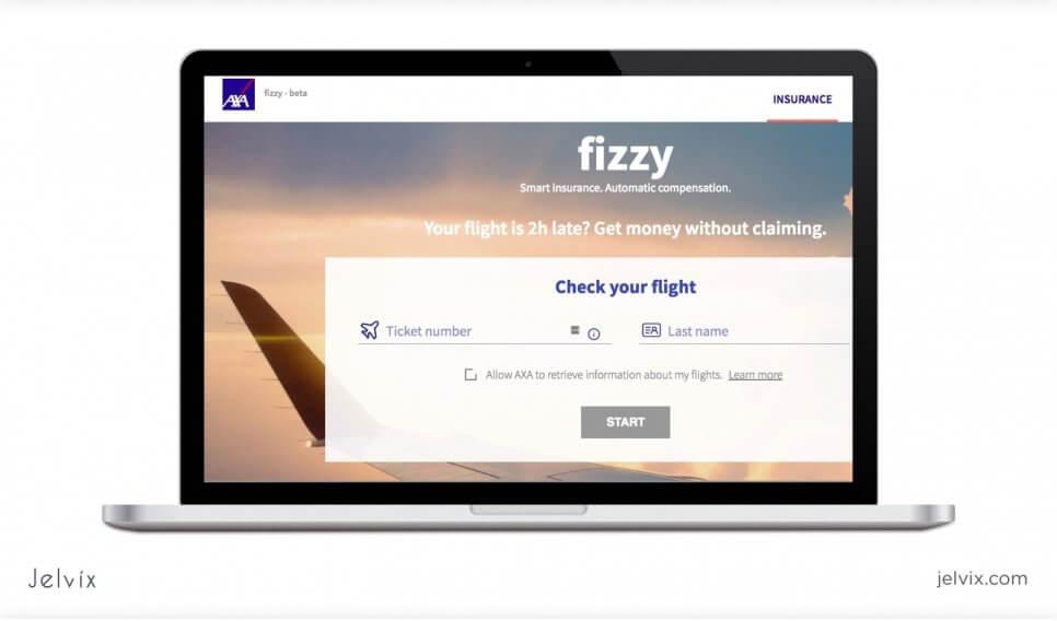 AXA flight insurance