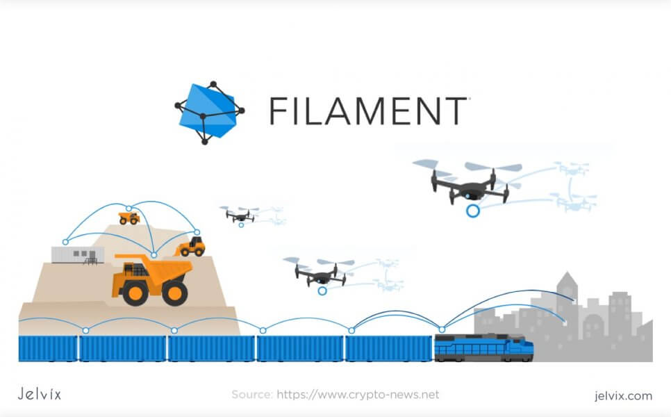 Filament Blockchain services
