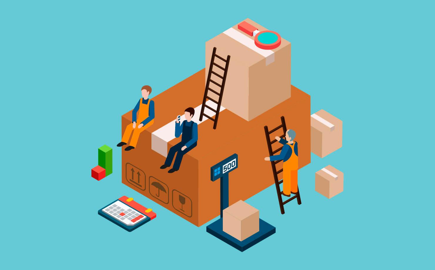 solutions for logistics
