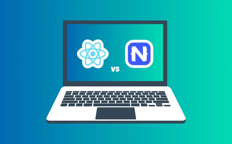 React vs NativeScript