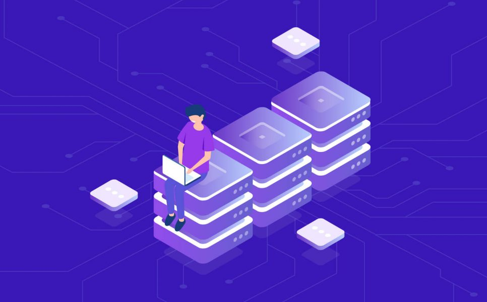 Blockchain developers and mainframes