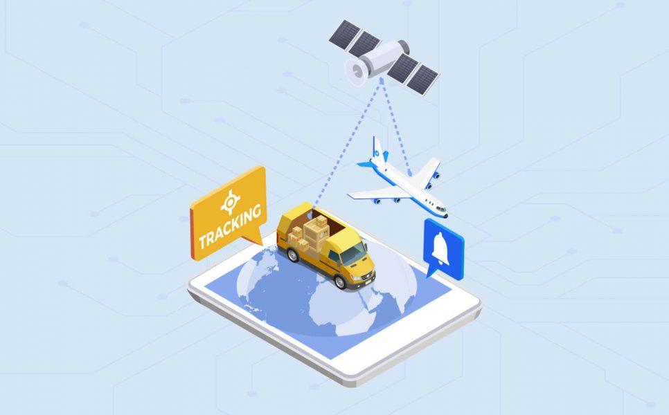 App for logistics