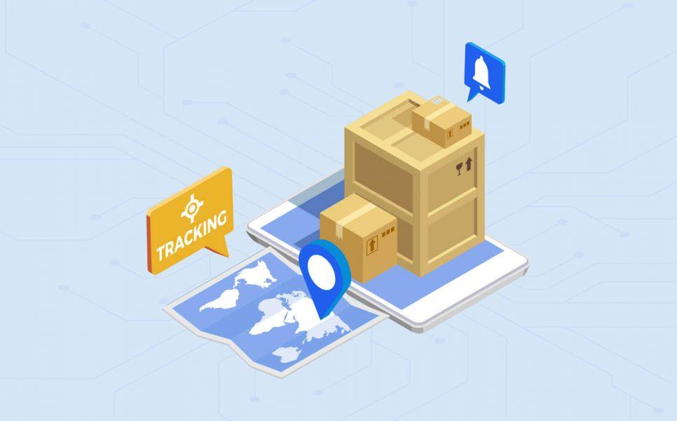 Logistics application