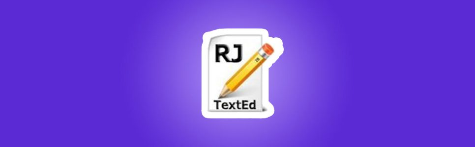 RJ TextED IDE