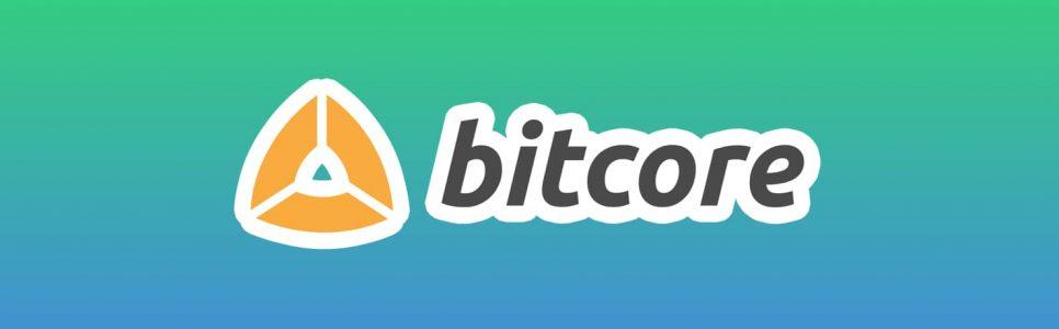bitcore API