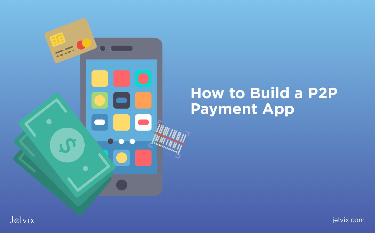 P2P app building