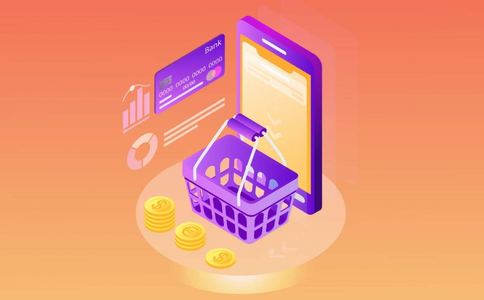 Mobile app for retail business