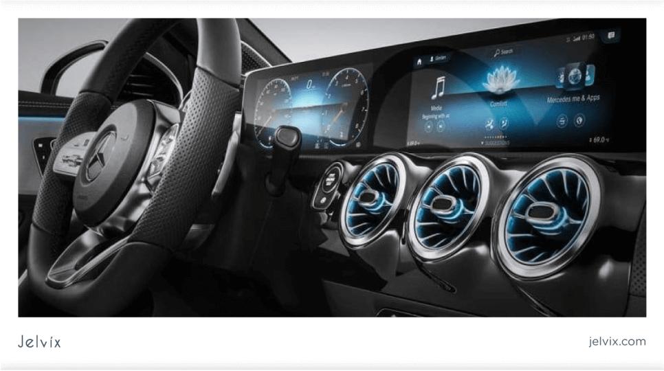 Analog car dashboards