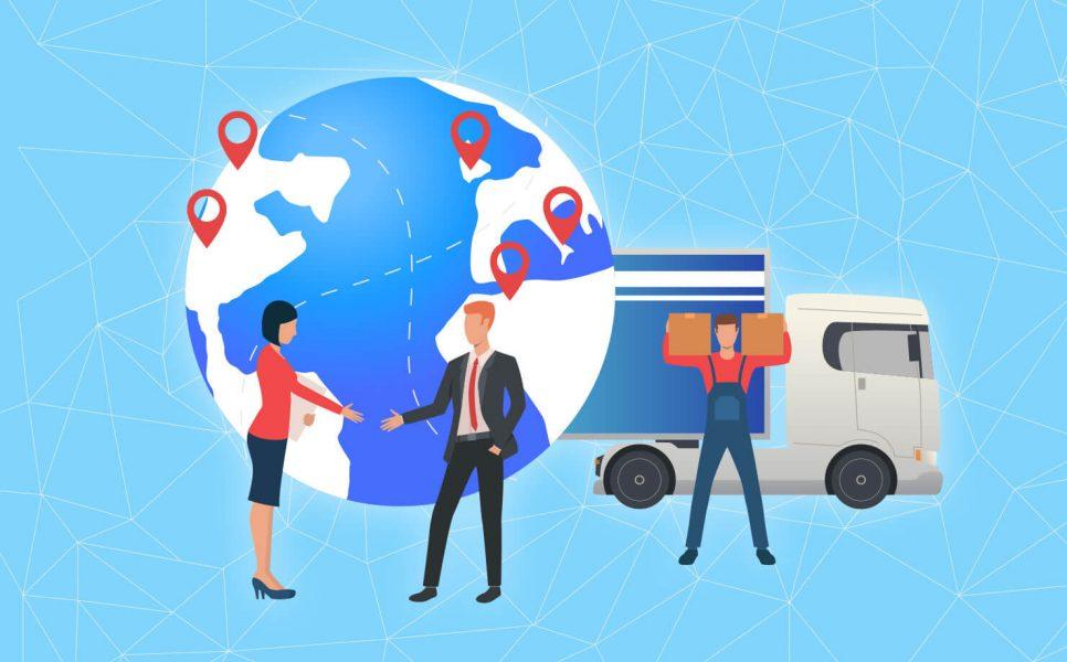 blockchain in logistics