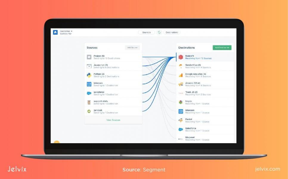 segment screenshot