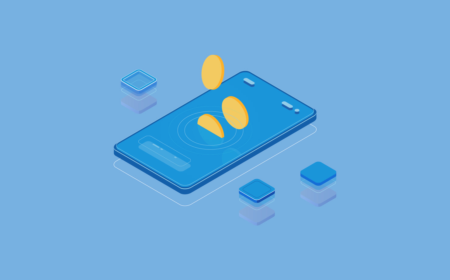 Blockchain using