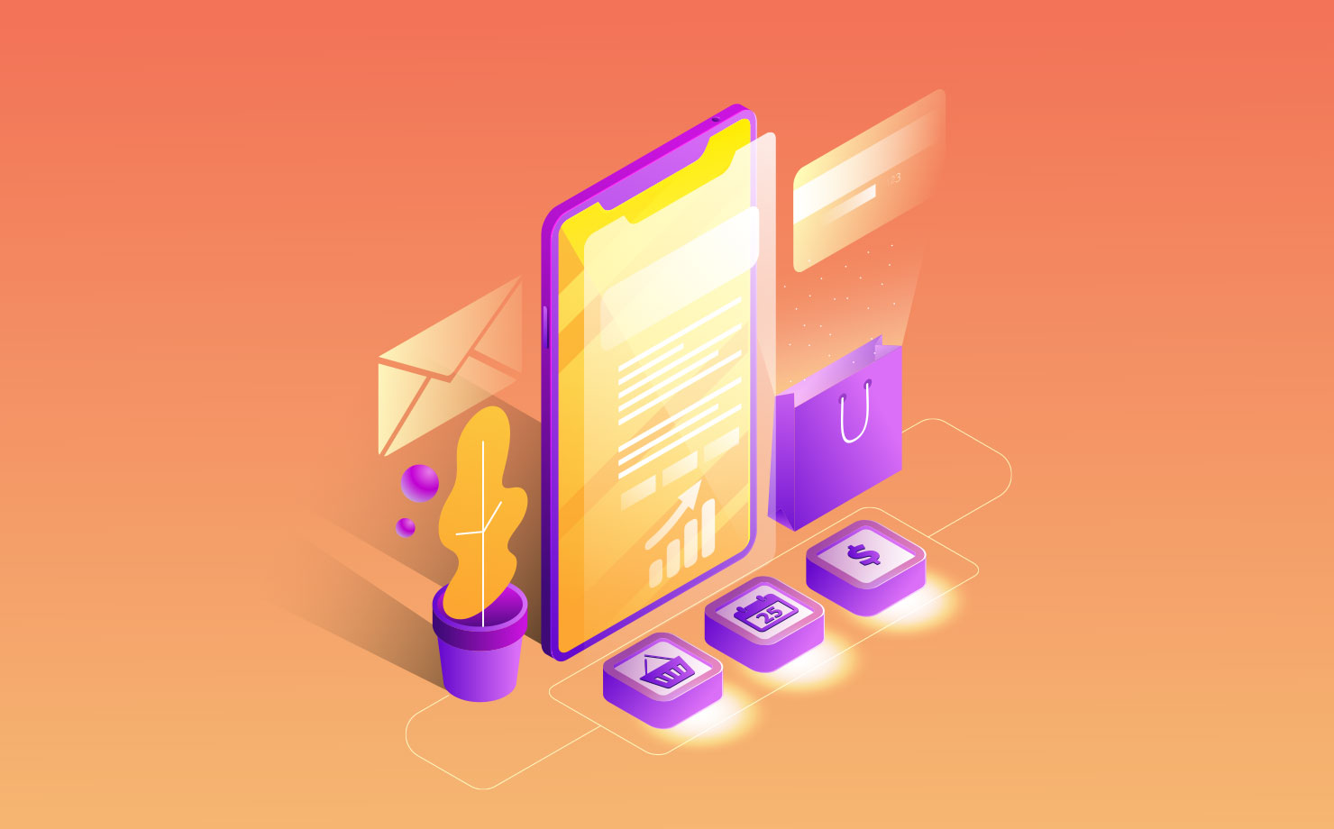 Custom retail app development