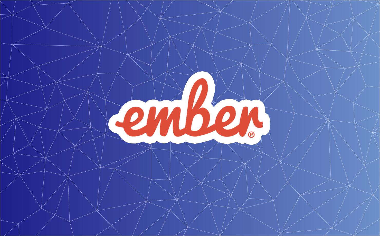 Ember framework