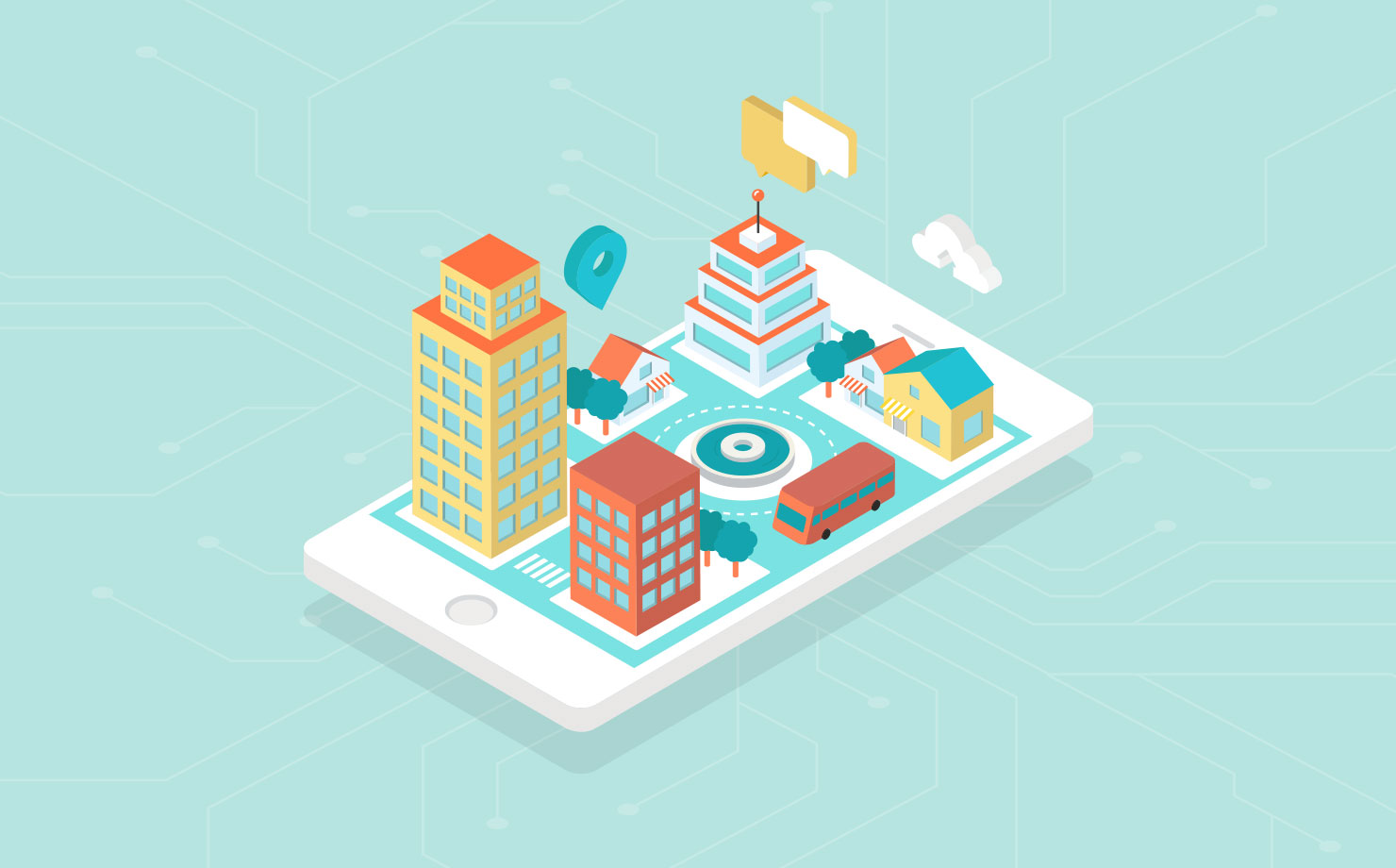 Information about neighborhood
