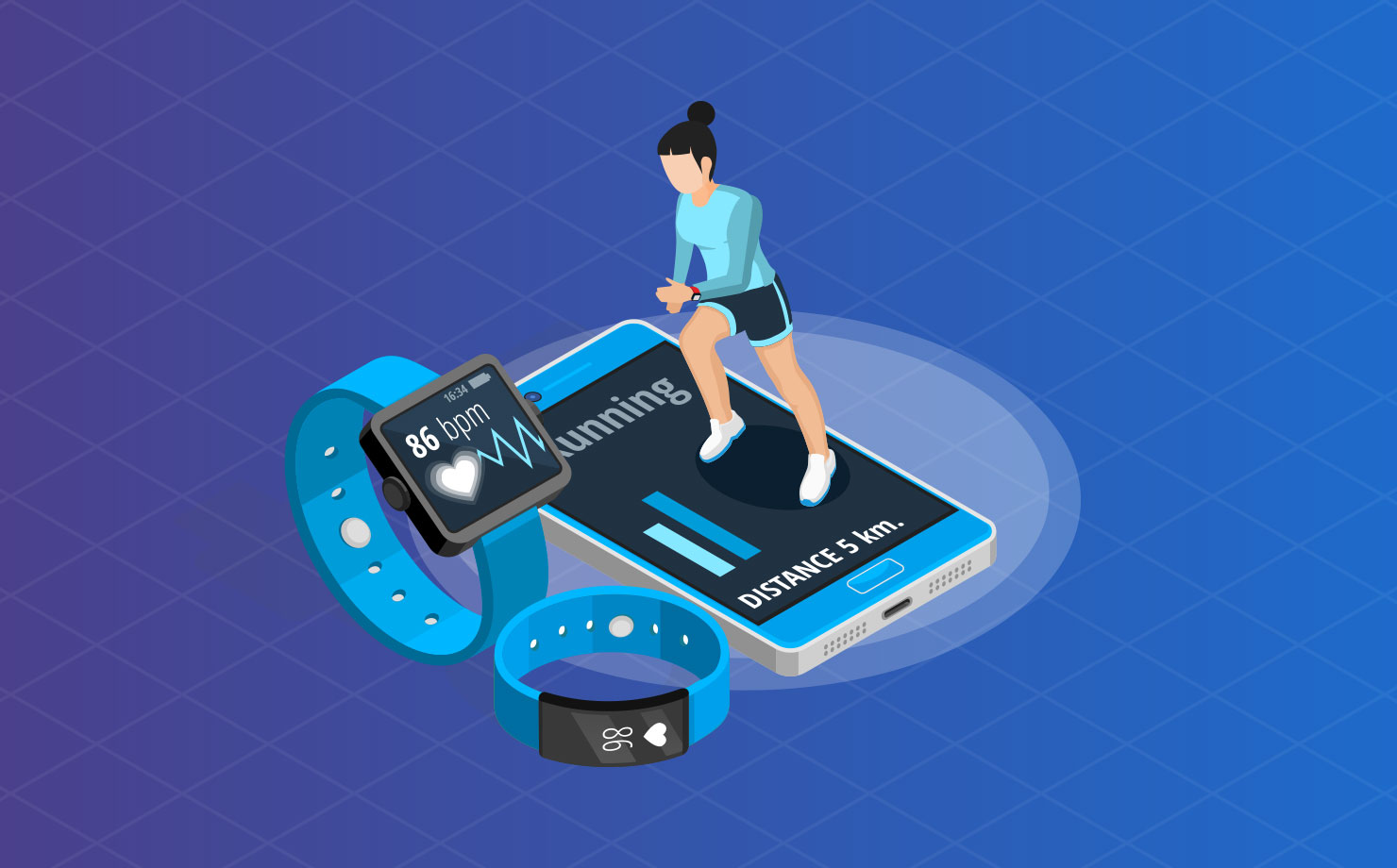 Developing a fitness app
