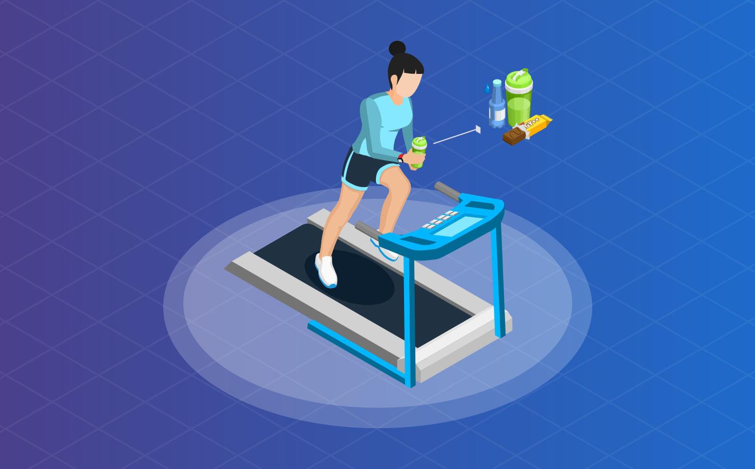 Sports and fitness app development