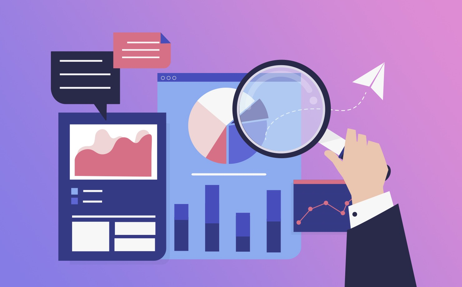 all data analytics types