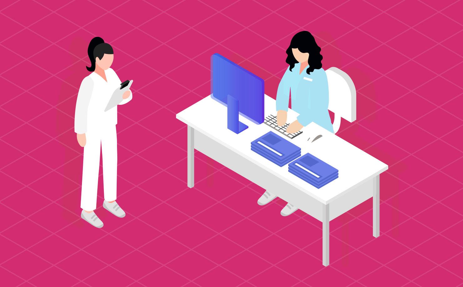 healthcare crm development