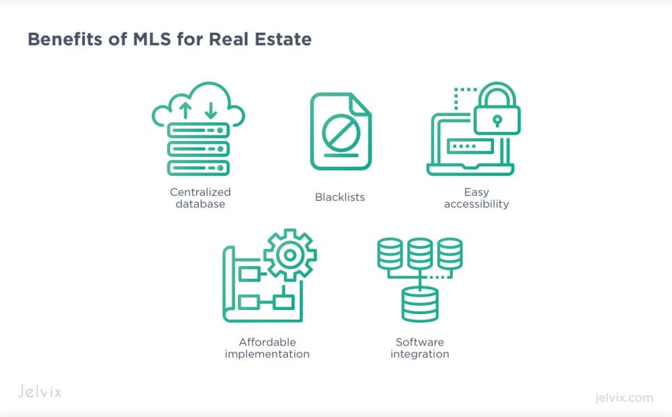 benefits mls real estate
