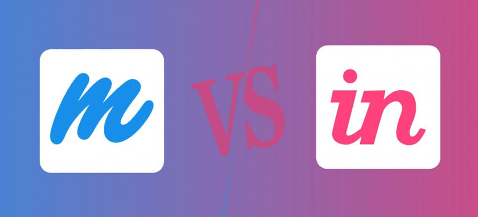 Invision vs Marvel app