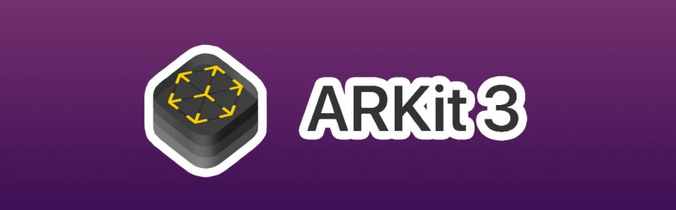 ARKit tool for AR