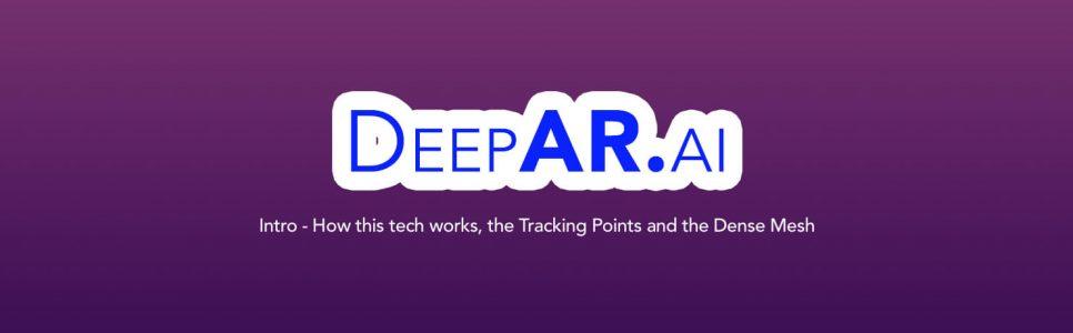 DeepAR.ai tool for AR