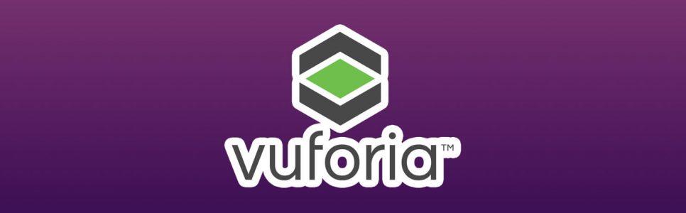 Vuforia tool for AR