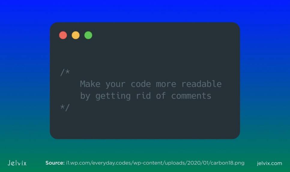 js readability