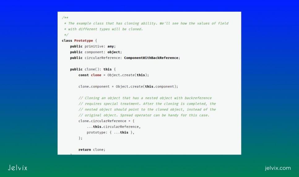 Prototyping typescript