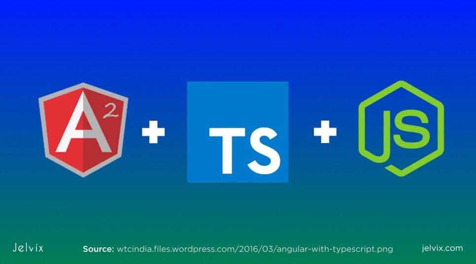 angular vs typescript vs js