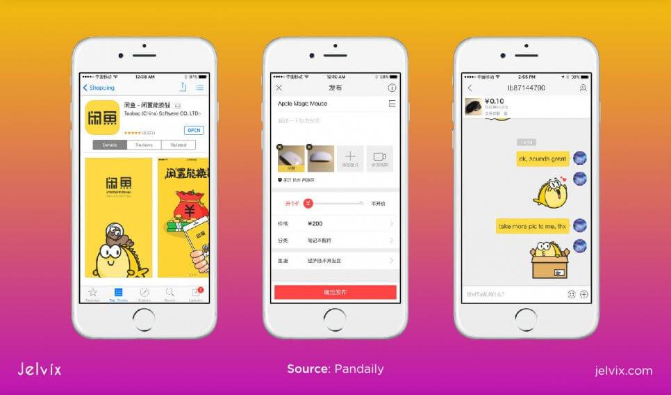 Xianyu app