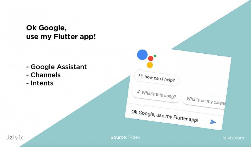 google assistant use case
