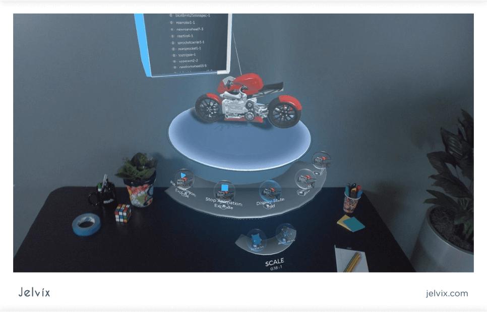 AR for Design & Modeling