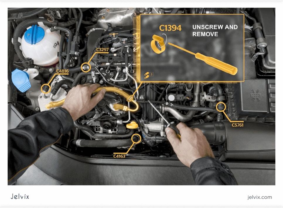 maintenance of business equipment