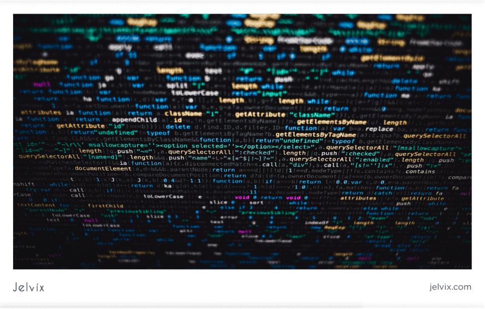 stream of code