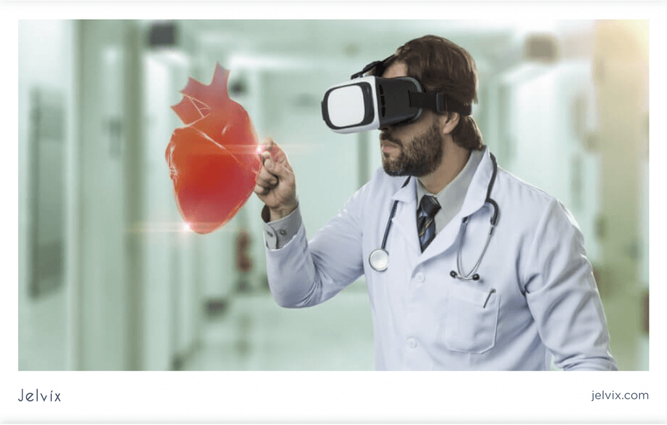 VR health education system