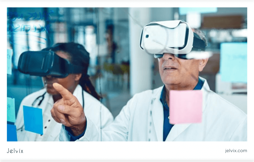 vr-tool for doctors